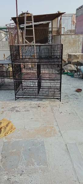 10 portion cage  12000
