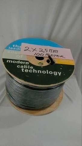 kabel speaker 2x2,5mm 1,5jt/roll