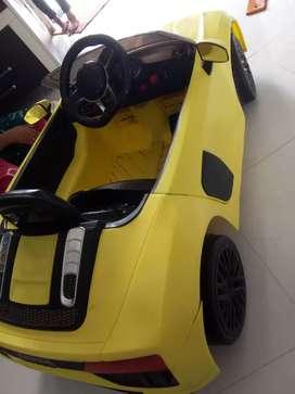 Kids sensor car