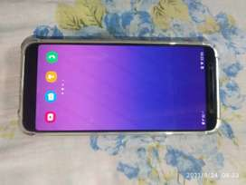 Samsung galaxy A6 +. Phone  box yes charger no  good condition phone