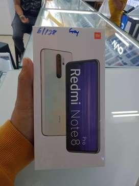 New Xiaomi Note 8pro 6gb + 128gb