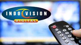 Pasang Indovision Mnc Vision Family Pack