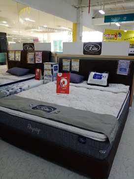 Kredit Homecredit Springbed Elite Complete King Bed set Dignity