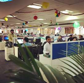 Online smart office work