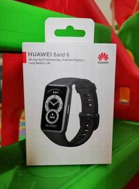 Huawei band 6 smartwatch baru n garansi resmi