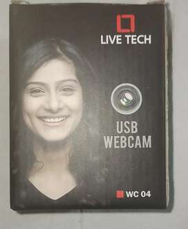HD webcam Unused Sealed Pack