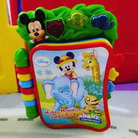 Leap frog musical book
