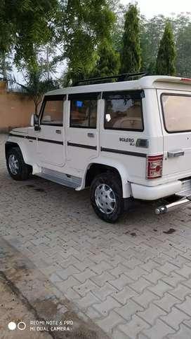 new tyres, all original,,full insurance,, Mahindra Bolero 2013