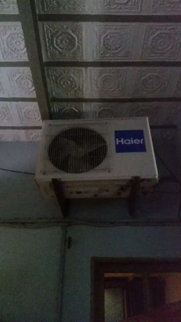 Haier a.c 1tone running condition 0