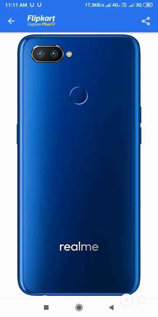 Realme 2 pro 4 64 seal pack available 0