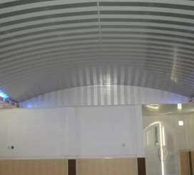 Layanan pemasangan plafon PVC rumah tangga