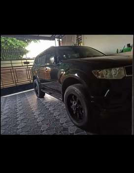 Pajero exceed 2009 plat AD
