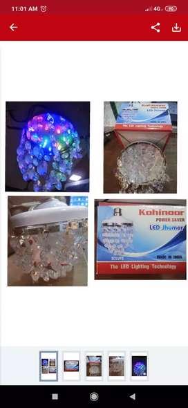 LED jhumber