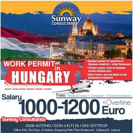 Work Permit in Hungary, A Schengen State - Travel and Visa