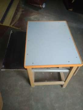 Written table
