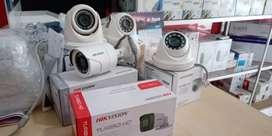 Paket komplit camera cctv bergaransi/
