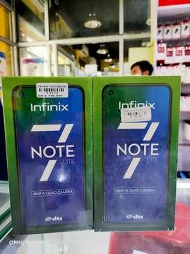 infinix note 7 lite 4/128 gb