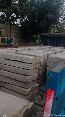 Cetakan panel beton dan tiang ada semua harga murah kwalitas nomer 2