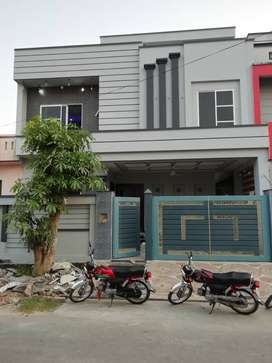 House for sale in Garden Town Gujranwala.