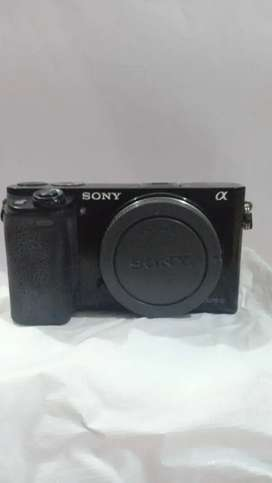Kamera sony a6000 body only