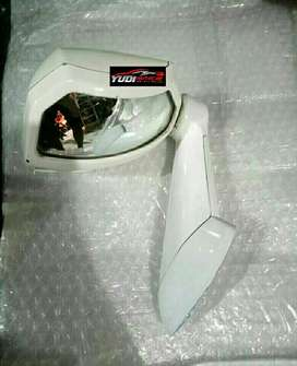 Spion Fender / Kap Mesin Fortuner