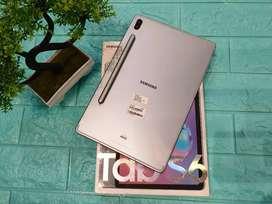 Samsung Tab S6 Fullset Istimewa