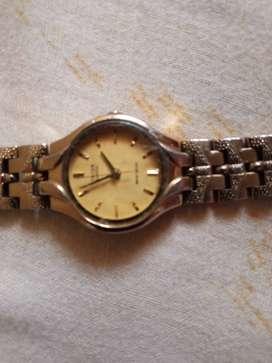 Citizen quartz wrist watch ladies
