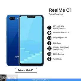 Realme c1 phone