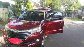 Toyota Avanza G Manual - Maroon  - KM Rendah
