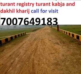 Invest kare purvanchal expressway se lage plot me turant registry aur
