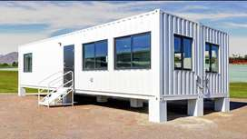 CONTAINER OFFICE / KONTAINER KANTOR