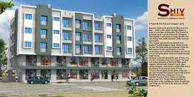 1RHK For Sale @ Lohegaon Wagholi Road @ 23.6 Lac