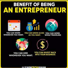 This is online bussiness for learning and earning money  from home