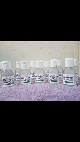 Hand Sanitizer Gel