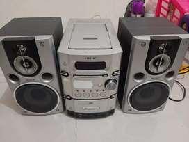 Jual tape Sony CMT -  HPX110