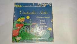 Pita Film 8mm jadul judul Cinderella Fella