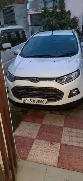 Ford Ecosport 2017 Diesel Well Maintained