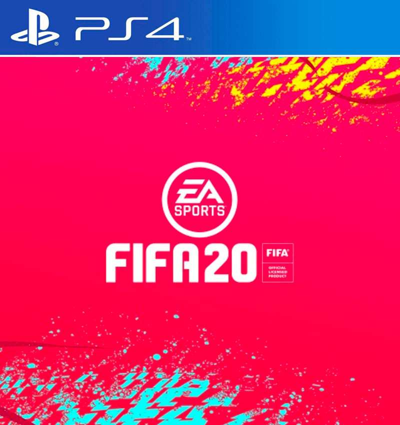 Game Fifa20 ps4 0