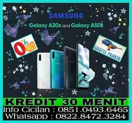 Samsung Galaxy A30s 4/64 《Promo Kredit 0% Hanya dgn Ektp&SIM》