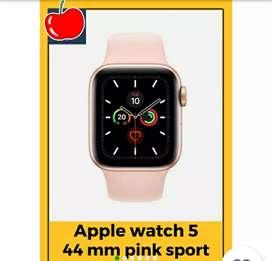 Apple watch 5 44 mm pink sport