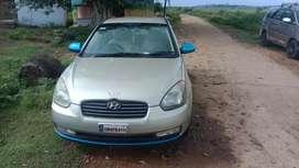 Hyundai Verna 2009