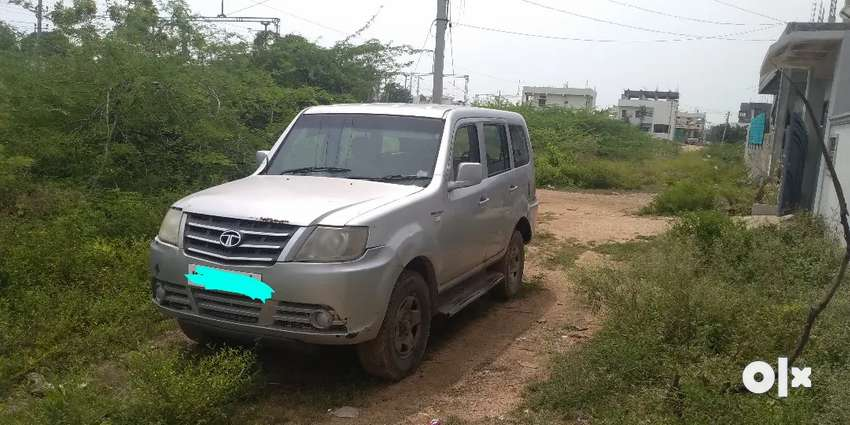 Tata Sumo Grande MK II 2012 Diesel Good Condition