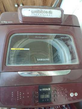 Samsung 6.5Kg fully automatic washing m/c