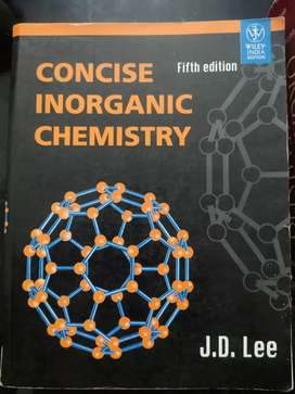 CONCISE INORGANIC CHEMISTRY (FIFTH EDITION)