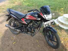 New condition Honda bike for sell