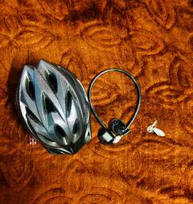 Cycle helmet and Accessories