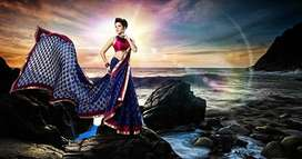 LOOKING FOR SAREE MODELS / OR BEGINNERS WITH GLAMOUR AND TALENT - HD