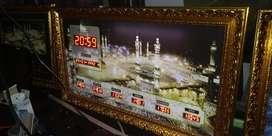 Jam sholat digital Masjid musholla