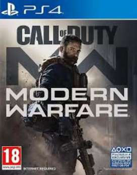 Ps4 NEW MULTIPLE GAMES FOR SALE