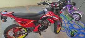Sepeda motor Kawasaki KLX